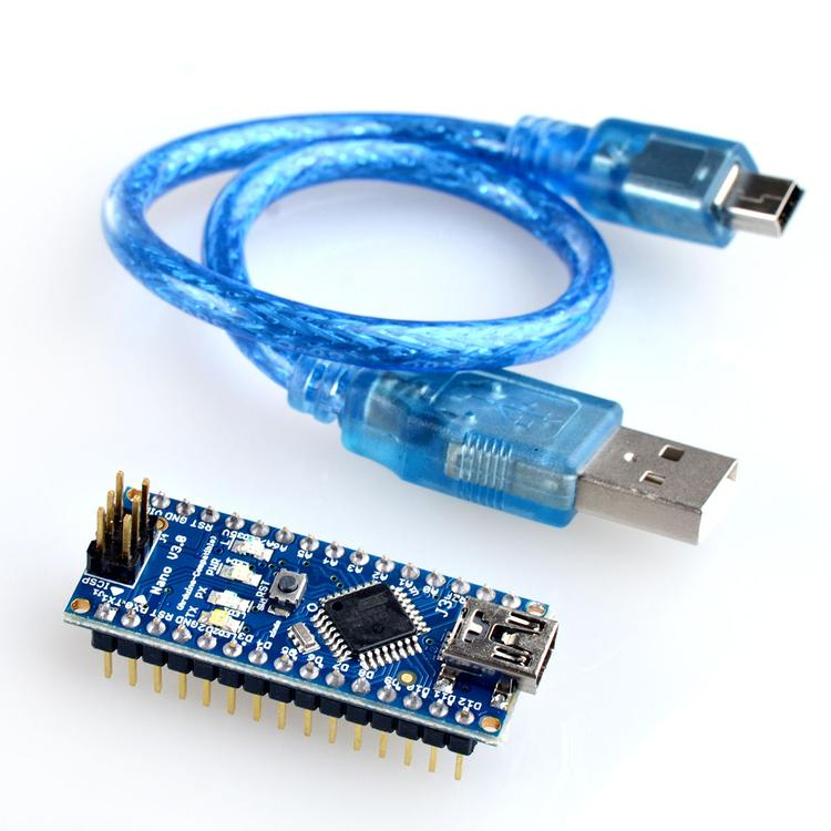 Arduino Nano V3.0 ATmega328 Minimum System Micro Interface Development Compatible Board