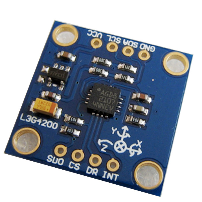 L3G4200D three axis digital gyroscope sensor module angular velocity module GY-50