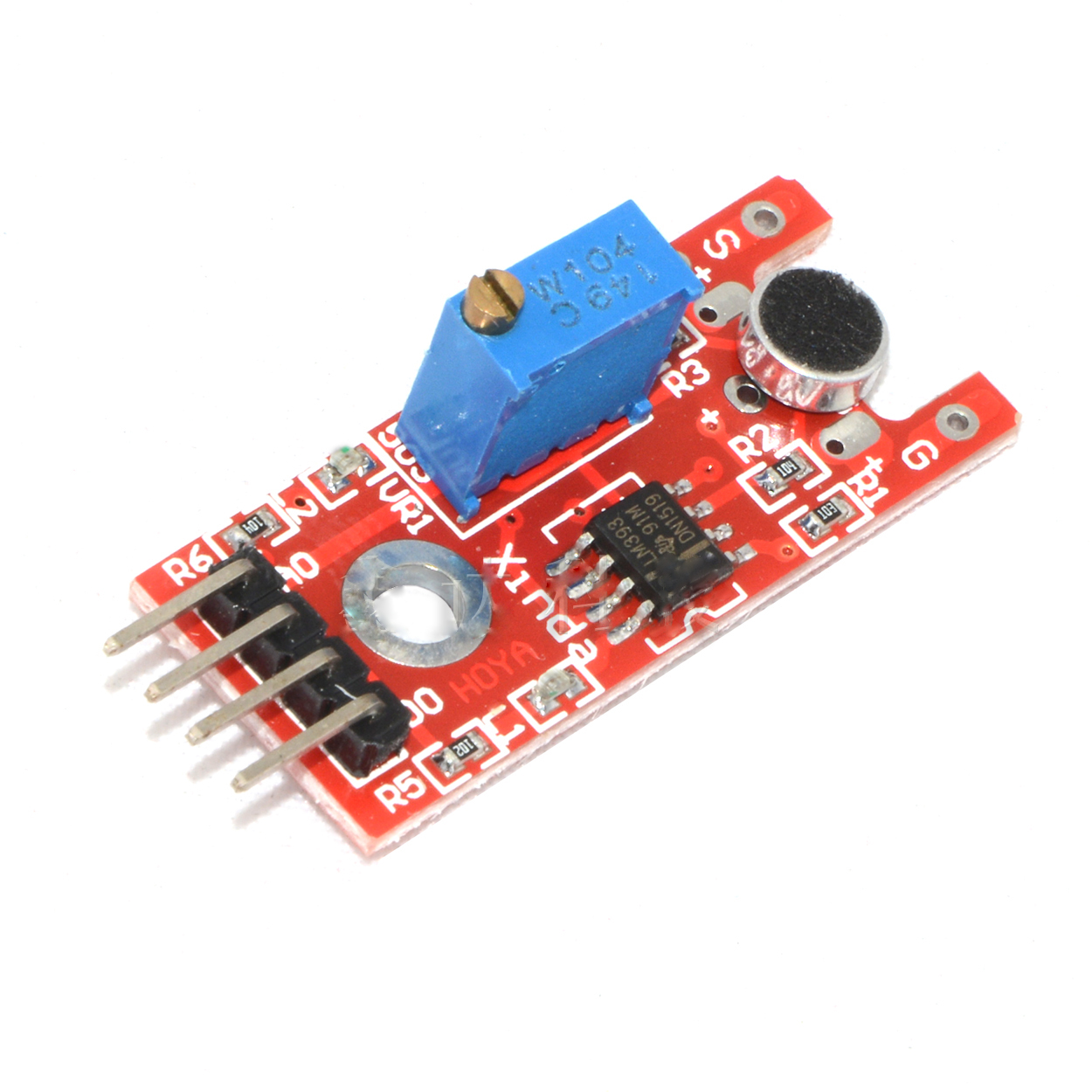 KY - 038 Microphone Sound Sensor Module FOR the ARDUINO