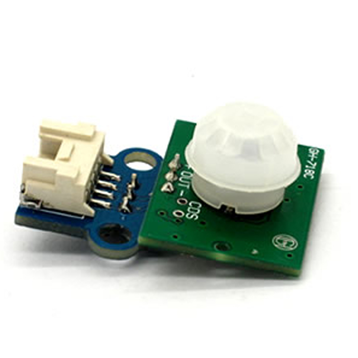 Arduino Small Human IR Body Infrared Sensor Module Tiny PIR 4 P / 3 P Interface