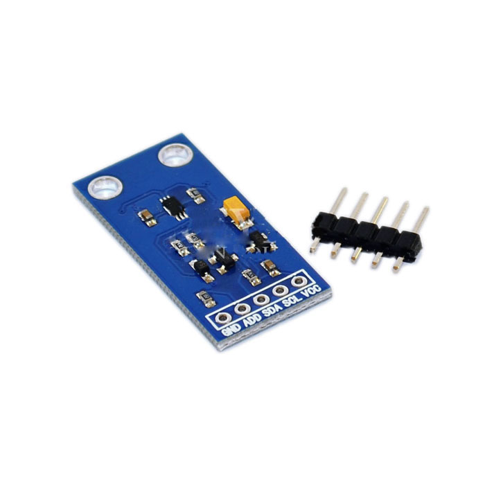 Digital Light Intensity Module BH1750FVI IIC Interface Light Sensor Arduino Code