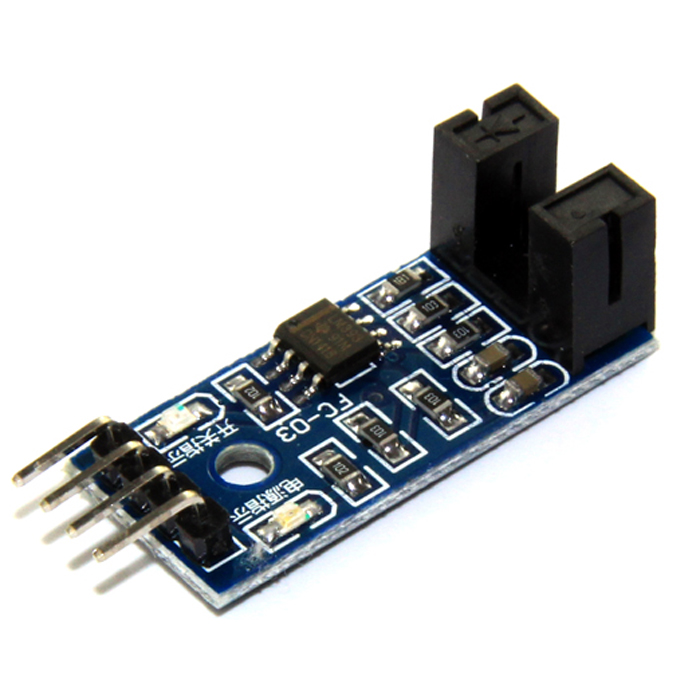 Speed Measuring Sensor Module Counter Motor Test Module
