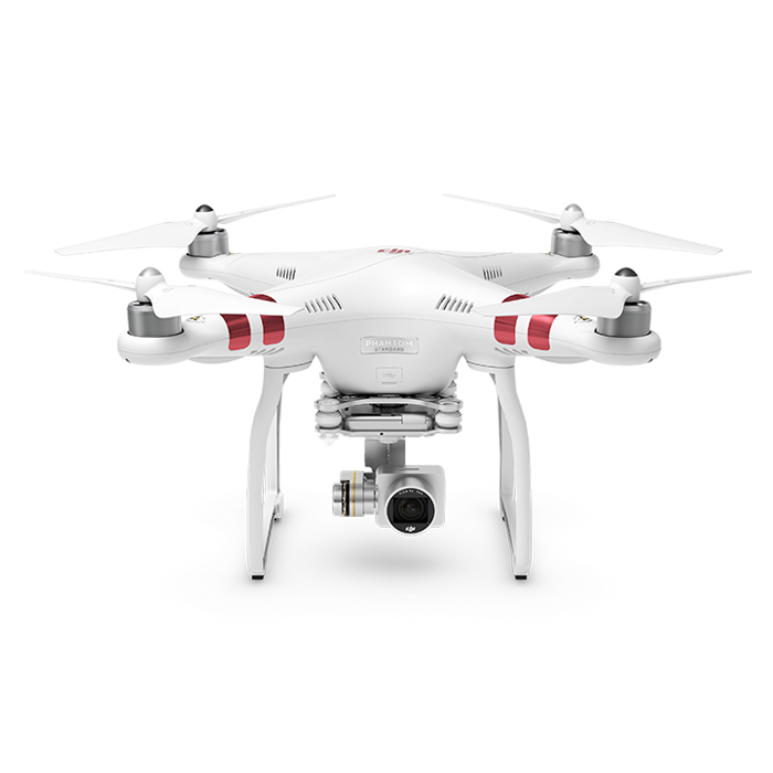 DJI Spirit Phantom Fly Four Axis Aircraft NAZA GPS Complete Set