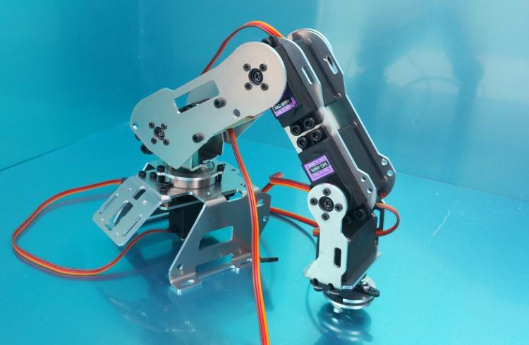 ABB Industial Robot model 6 Dof robot Arm