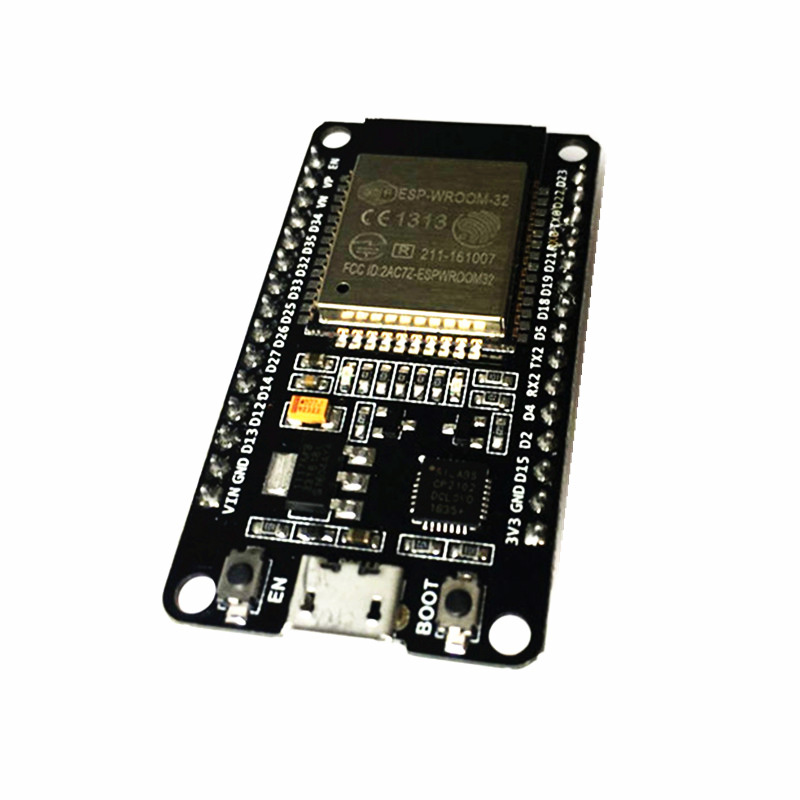 WiFi and bluetooth prober based on ESP32