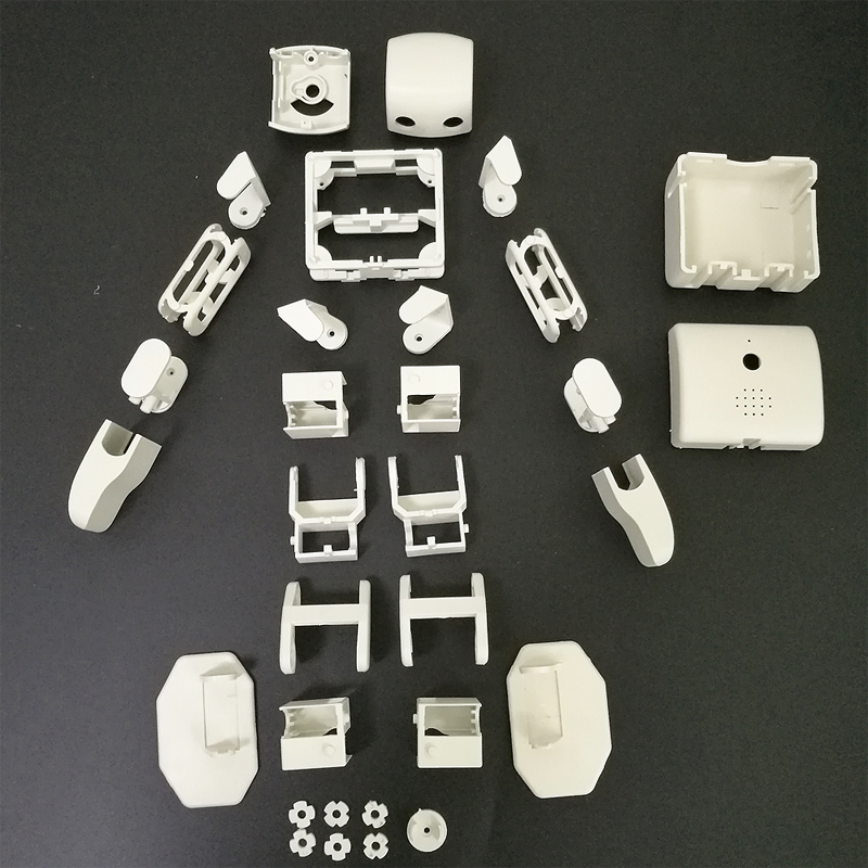 ViVi 18Dof Biped Humanoid Robot Plen2 Compatible with Arduino 3D Printer Open Source for DIY Robot Project Graduation Model