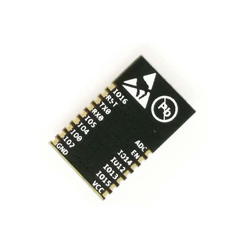 DOIT 10pcs/pack Mini Ultra-small size ESP-M2 from esp8285 Serial Wireless WiFi Transmission Module Fully Compatible with ESP8266