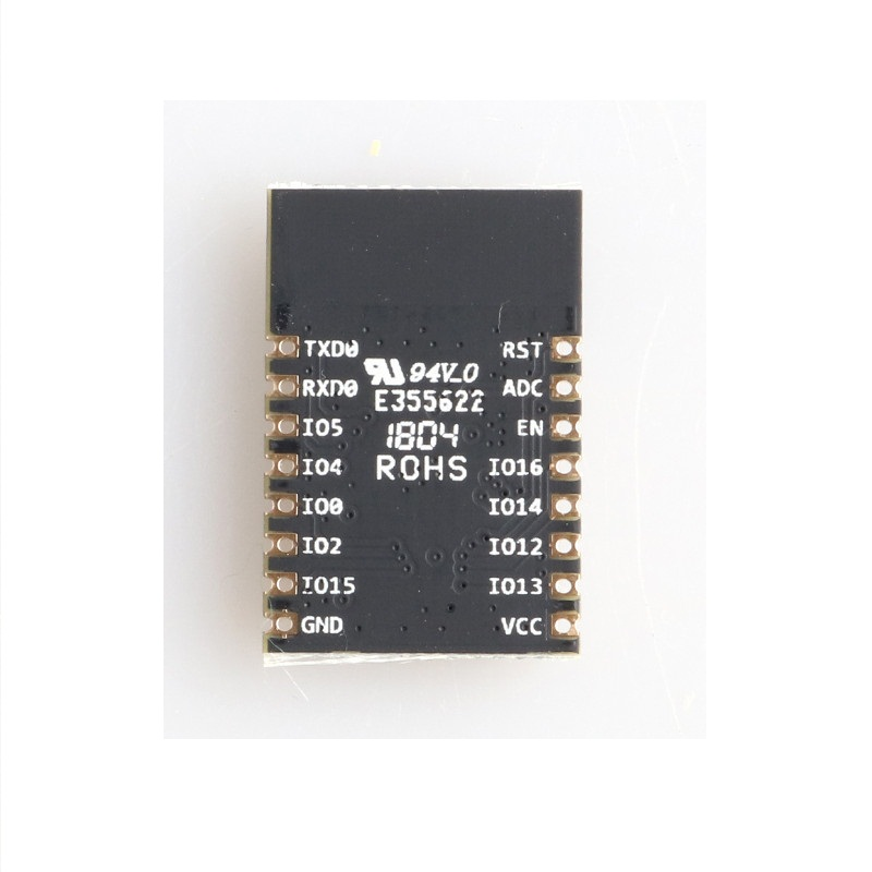 DOIT 5pcs/pack ESP-S ESP8285 Serial Wireless WiFi Transmission Module Fully Compatible with ESP8266