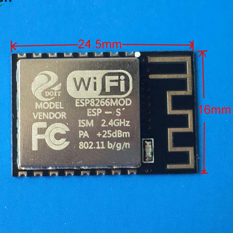 Official DOIT ESP-S Serial Wireless WiFi Transmission Module Fully Compatible with ESP8266