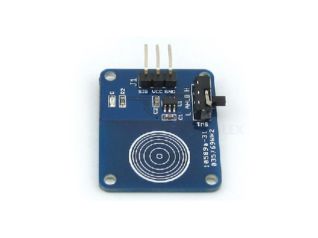 Arduino Accessory Latch Type Touch Sensor Capacitive Switch Module