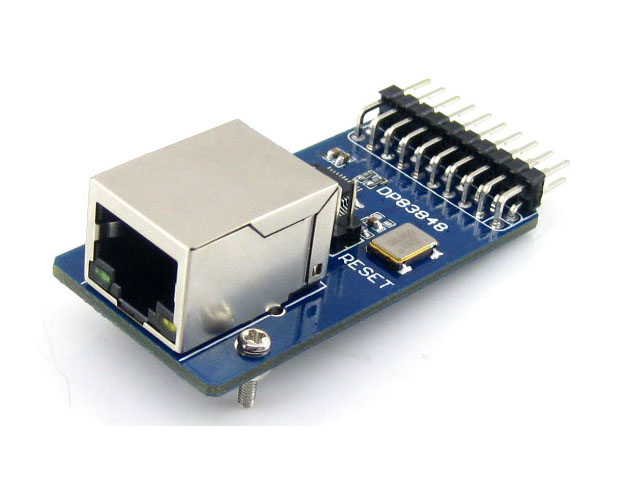 DP83848 DP83848IVV Network Module Ethernet Transceiver Development Board