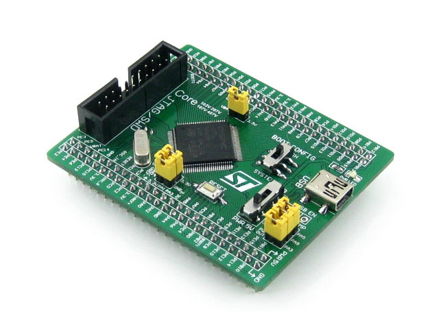 ARM STM32 Development Board STM32F107VCT6 Architecture M3 Core Minimum System