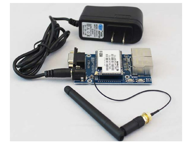 Hlk rm04 wifi intelligent remote control module embedded ethernet