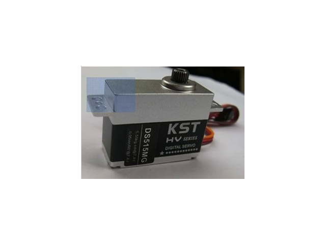 KST DS 515mg Hollow Glass Digital Steering Servo Gear Applies to 500 Swash Plate Lock Tail  450