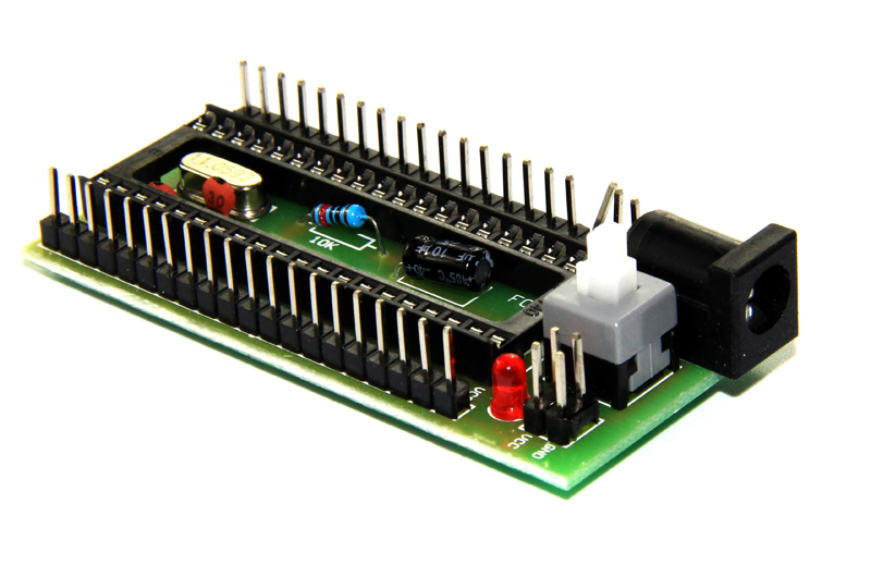 YS 51 Single Chip STC Minimum System Development Board