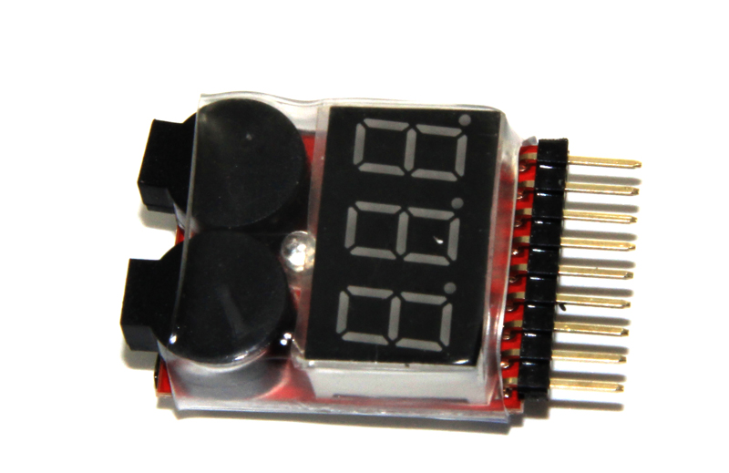 Battery Display Alarm Module with BB Ring LP