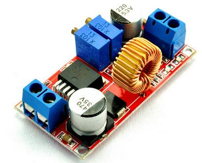 Constant current and constant voltage and high current 5A Li ion battery charging LED driver power module import