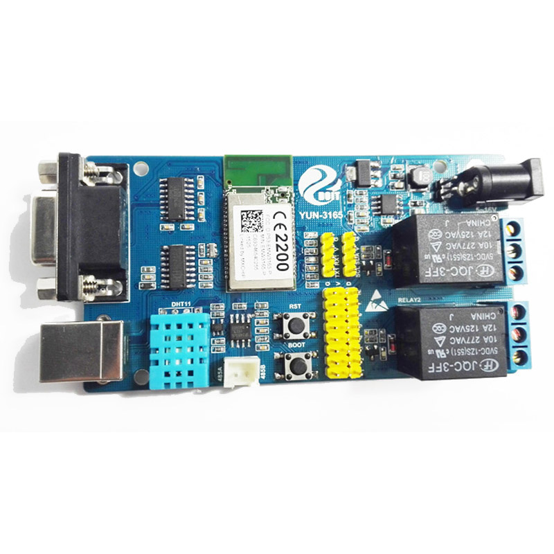 EMW3165 Cloud development board