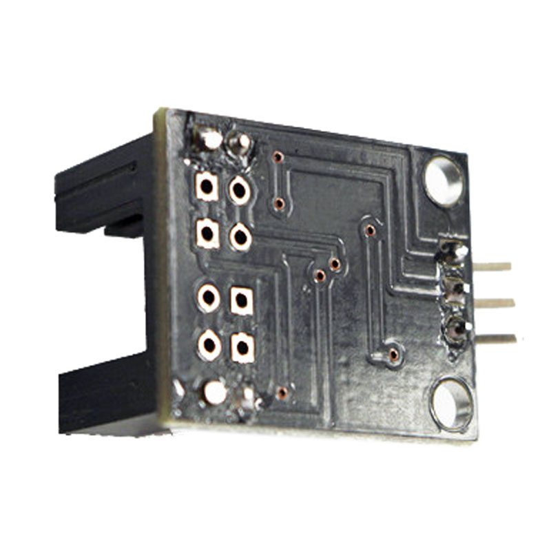Correlation Photoelectric Sensor Slot Infrared Count Sensor Module