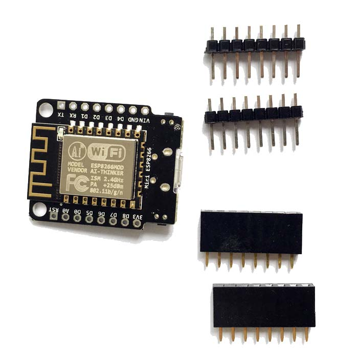 Mini NodeMCU ESP8266 Development Board from ESP-12F